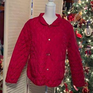Jane Ashley Reversible Jacket